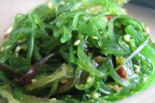 seaweed salad small