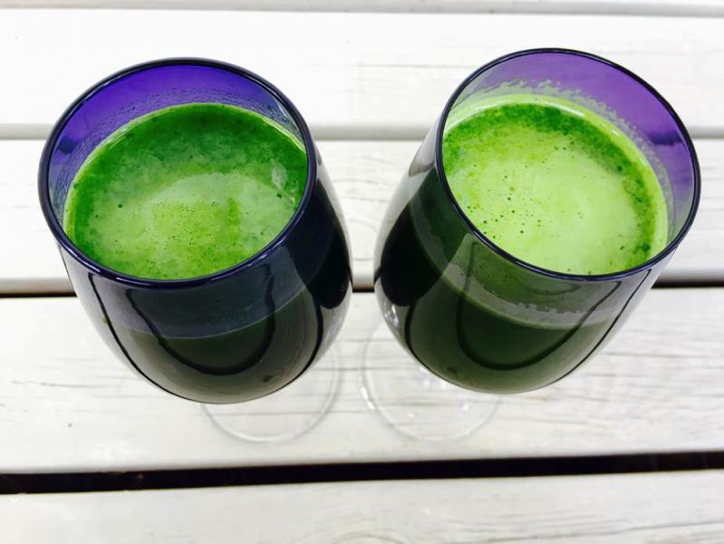 brassica juice
